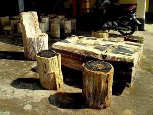 优质石化木材