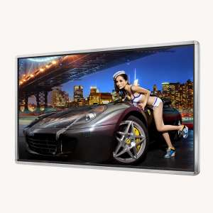 """19.5"""" Wifi Capacitive Touch Wall Display"""