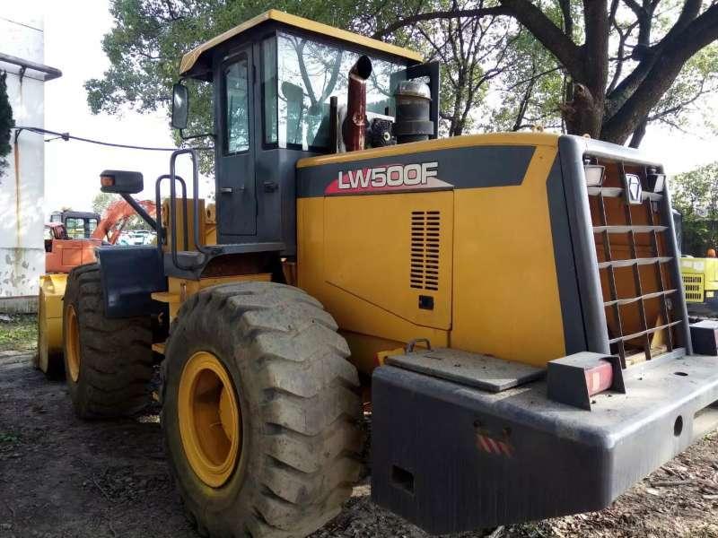 Used XCMG LW500FN Wheel Loader Hot Sale