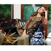 Mina Hasan Embroidered Chiffon- 6601