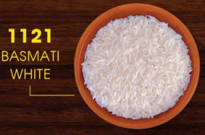 1121 Basmati White Rice