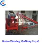 Mobile Screw Type Agriculture Wastes Biomass Briquette making Machine Straw Biomass Briquette Machine