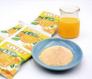 20克速溶甜汽水果汁粉芒果橙柠檬果粉饮料富含维生素