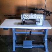 Durkopp 867 Double Needle Walking Foot Industrial Sewing Machine---2700Euro