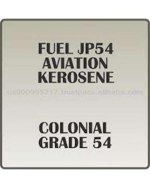 Jp54 Jet Fuel
