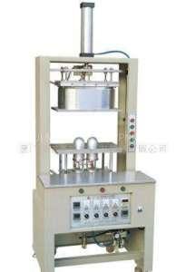 KV-168D/D-9 Elastic Fabric Bra Cup Molding Machine