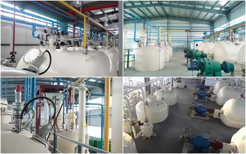 Mealworm Oil And Flour Processing Plant Insect Oil