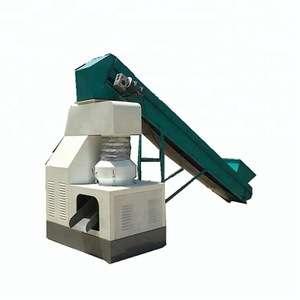 Agricultural Waste Straw Stalk Sawdust Biomass Wood Pellet Making Machine