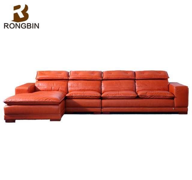 Brilliant Dark Brown Full Grain Italy Full Aniline Leather L Shape Pdpeps Interior Chair Design Pdpepsorg