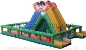Inflatable Slide-Combination Slide
