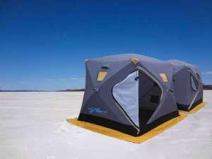 弹出式冰钓帐篷/钓鱼棚