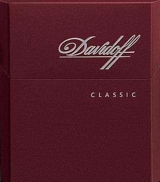 Davidoff Classic Cigarettes