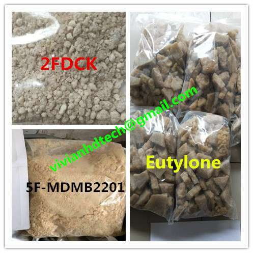 Etizolam 2fdck Eutylone 5f-mdmb2201 4f-adb PMK Bmk Vivianhdtech