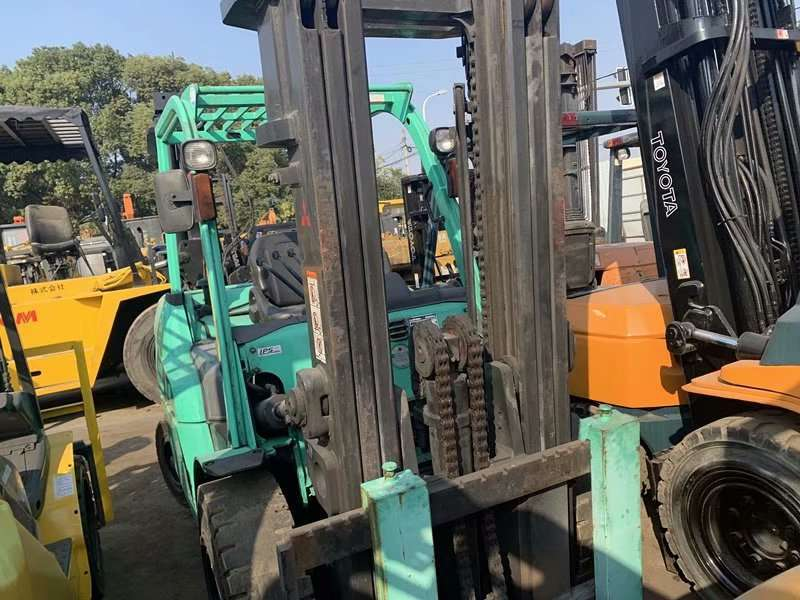 2014 Year 5.5 Ton Mitsubishi FG55NT Forklift For Sale