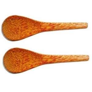 Coconut wooden kitchen utensils