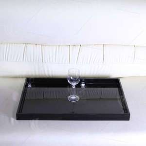 Dark lacquer serving tray for wholesale. Cheap and beautiful serving tray