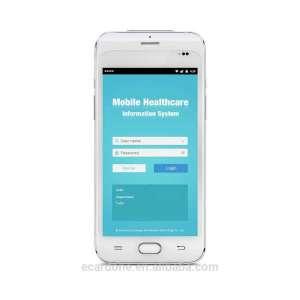 New High Quality ECO-T13 Mobile Healthcare PDA POS terminal