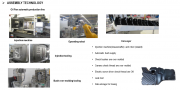 Oil pan automatic production line