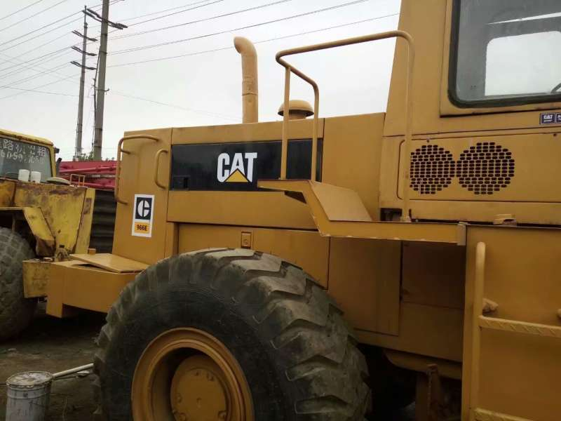 Used CAT 966E Wheel Loader