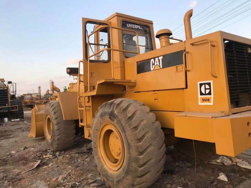 Used Caterpillar 950E Wheel Loader with cheap price and good condition