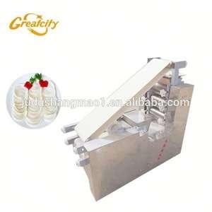 自动tandoori roti制造机/机器制作薄烤饼/roti/chapati/chapatti/平面包/薄烤饼