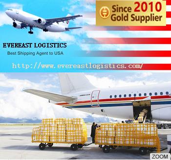 从中国到奥克兰的航空货运竞争力