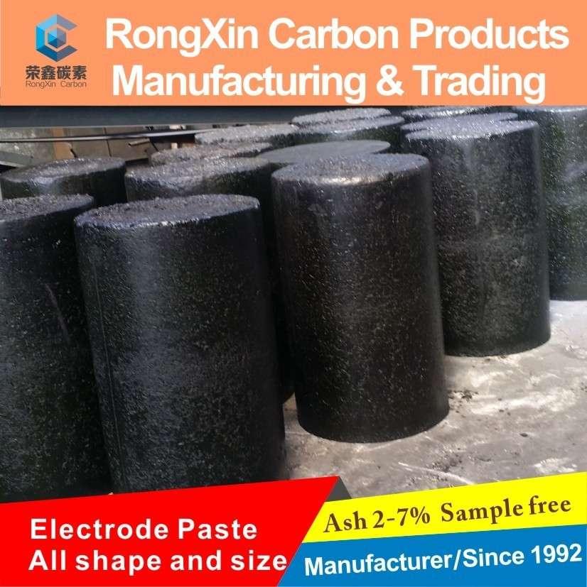 Manufacturer Directly Supply Carbon Electrode Paste