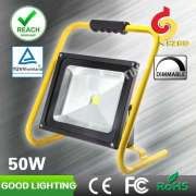 50W rechargeable floodlights wireless led work light cordless lights Like