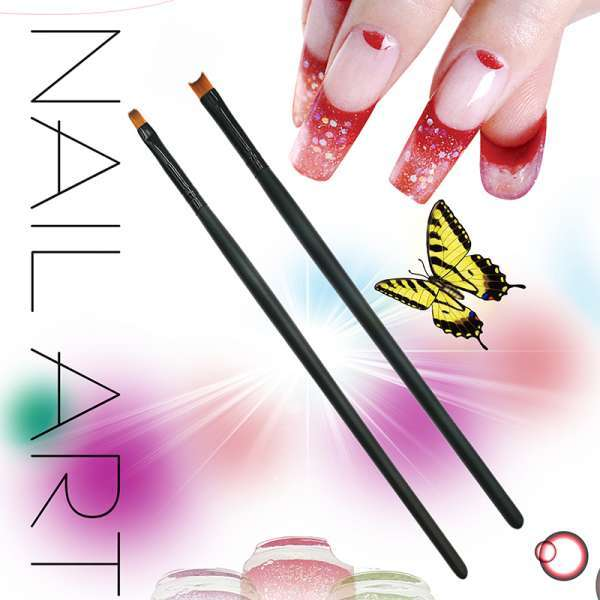 Hot Sell Beauty Products Nail Paint Brush Nail Art Design Private ...