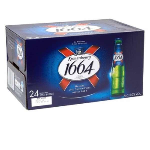 王储1664啤酒33CL