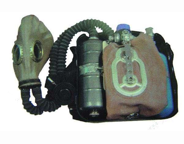 Oxygen respirator