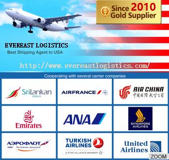 专业的中国邮政货运代理空运到美国迈阿密