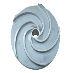 Stainless Steel Pipe Impeller