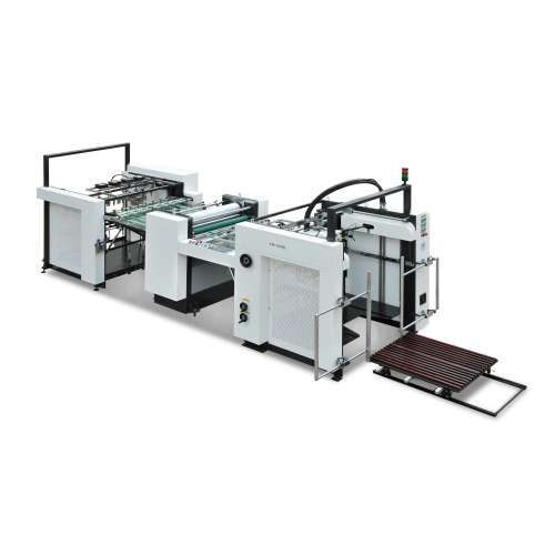 Automatic Paper Embossing Machine MODEL YW-E -iseef.com