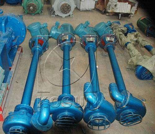 KOSUN潜水泥浆泵
