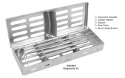 Dental Instruments Diagnostics Kit