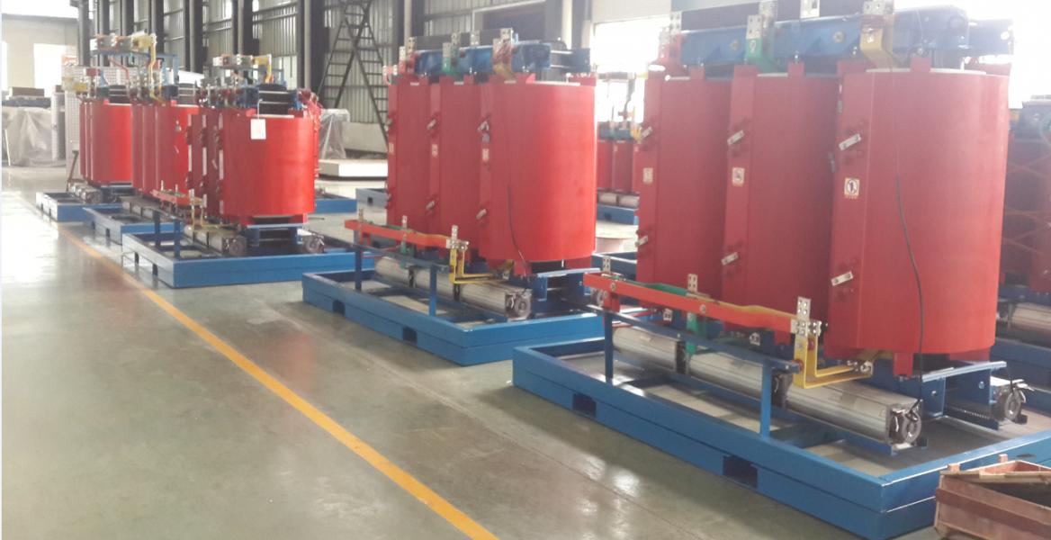 SCB Cast Resin Dry-Type Transformer
