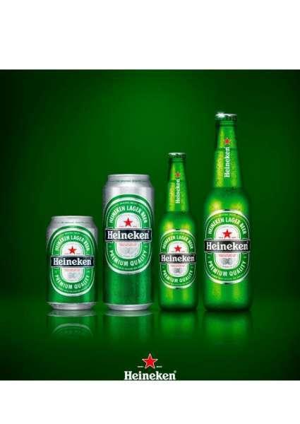 All Sizes Heineken Beer Bottles/cans From Holland