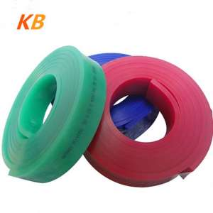 Polyurethane Silk Screen Squeegee Blades For Screen Printing
