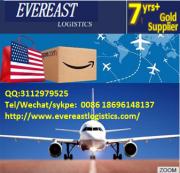 Quick international to CINCINNATI air cargo shipping