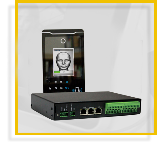 Face recognition device (Terminal)