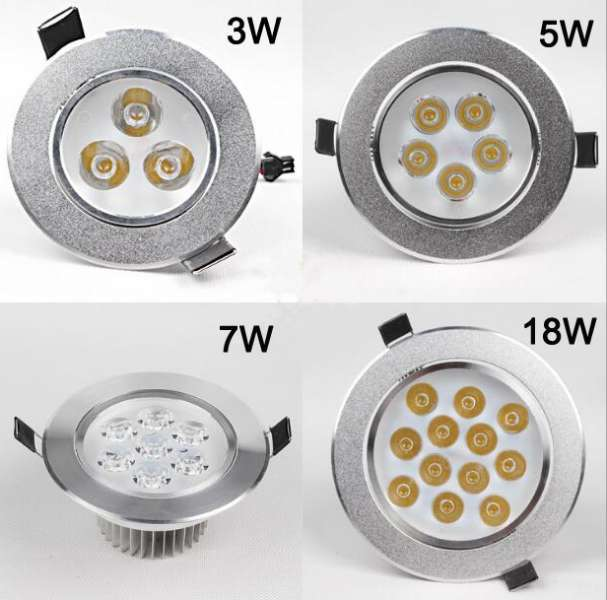 Best Ing High Quality Most Ful Led Spotlight 2 Year Warranty Dimmable 24w Ceiling Spot Light