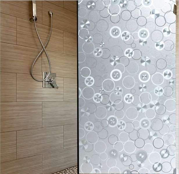 Decorative Window Films For Privacy 17 7 By 78 7 Inch No