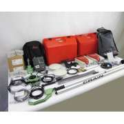 Leica SR530 GPS RTK Base Rover Package with SATEL-TA18 Long-Range 35w