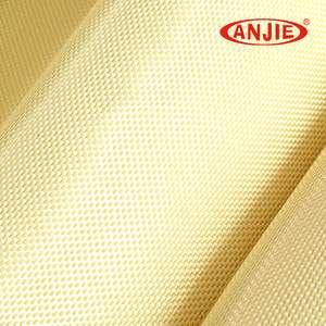 Hot selling Plain Woven Kevlar Fiber Fabrics