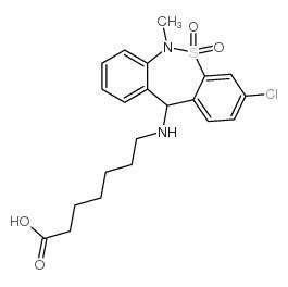 Tianeptine hemisulfate monohydrate (THM)