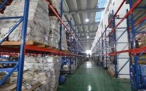 Lhzb Pallet Rack Selective Cross Beam Racks Storage Racking System
