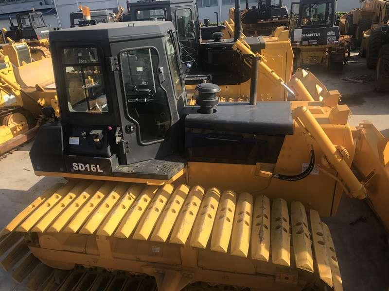 Used SHANTUI SD16L Bulldozer made in China
