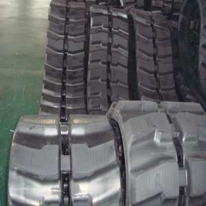 Rubber Track 410 x 87 x 36 for excavator parts