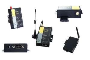 Four-Faith F2103 GSM GPRS IP Modem for SCADA